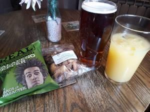 Chinnor pub stop
